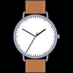 腕時計【無料イラスト・フリー素材】