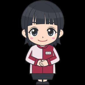 セブンイレブンのコンビニ女性店員(2)