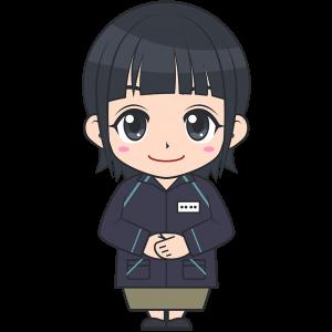 ファミリーマートのコンビニ女性店員(2)