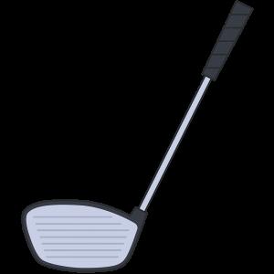 ゴルフのドライバー