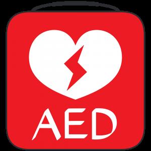AED(自動体外式除細動器)【無料イラスト・フリー素材】