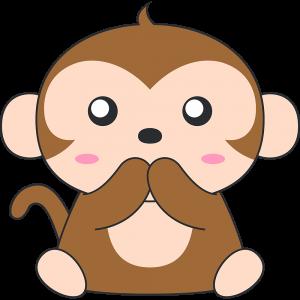 言わザル(猿)