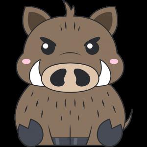 イノシシ(猪)