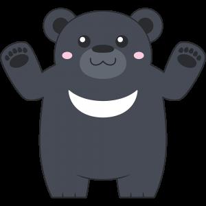 ツキノワグマ(熊)