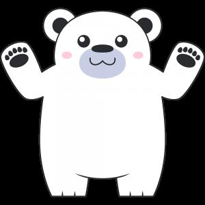 シロクマ(熊)