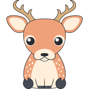 シカ(鹿-オス)