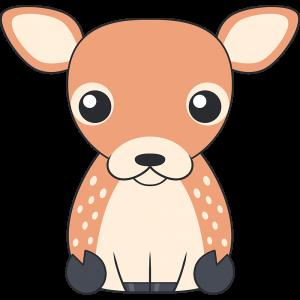 シカ(鹿-メス)