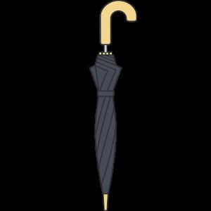 傘のイラスト【無料・フリー】
