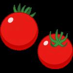 ミニトマトのイラスト【無料・フリー】