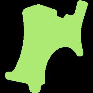 宮城県の地図のイラスト【無料・フリー】