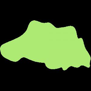 埼玉県の地図のイラスト【無料・フリー】