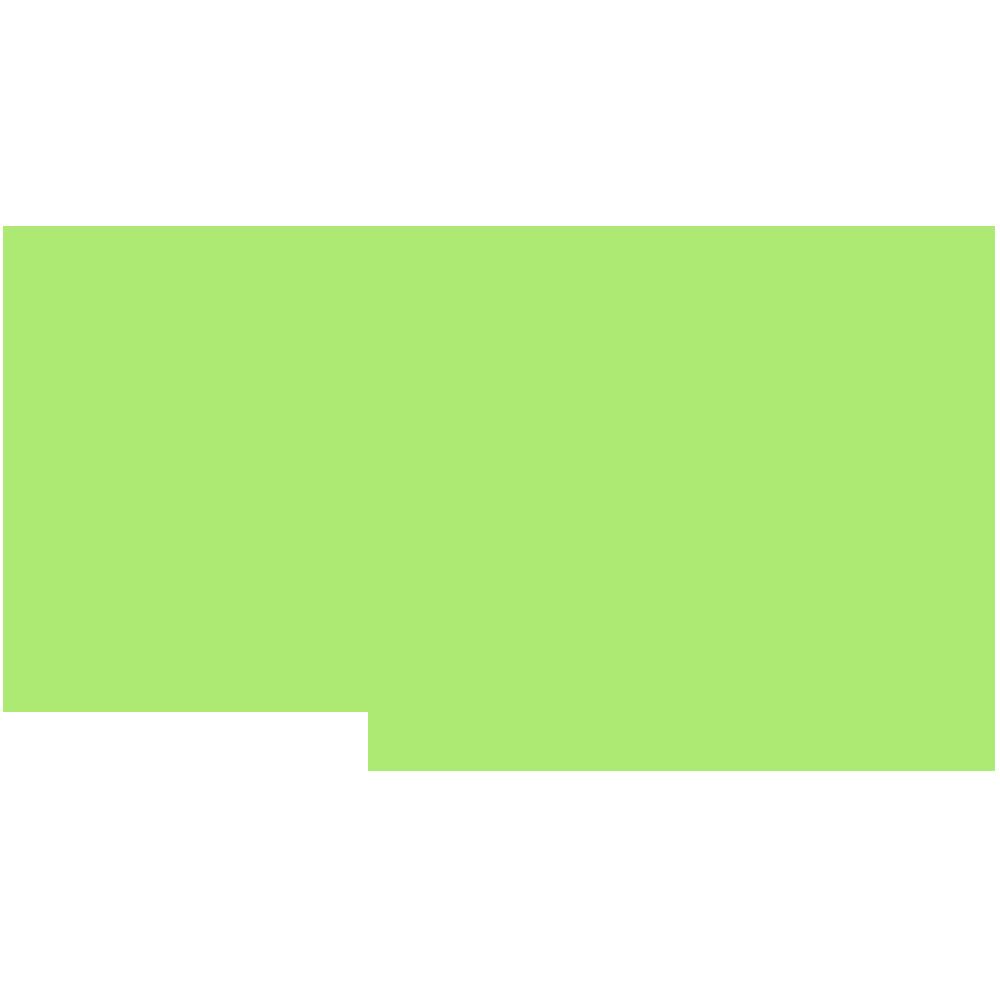 埼玉県の地図の無料イラスト