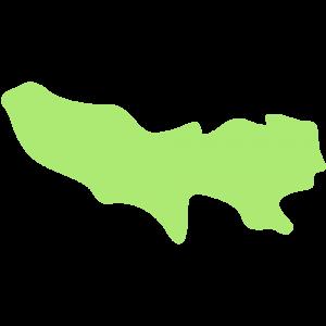 東京都の地図のイラスト【無料・フリー】