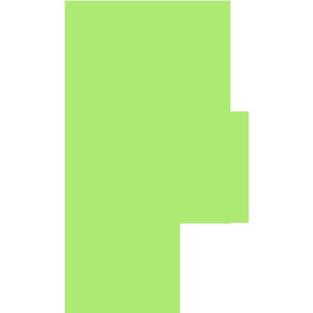 三重県の地図の無料イラスト
