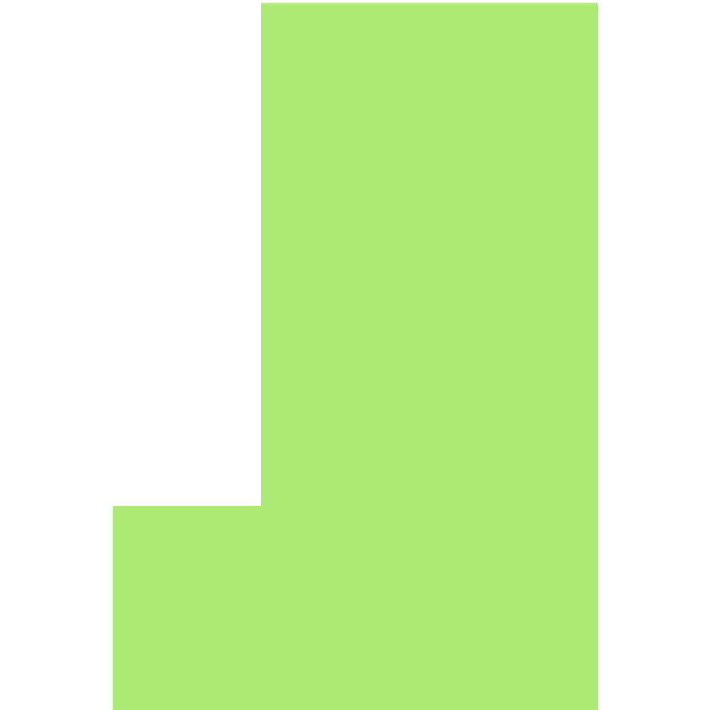 大阪府の地図の無料イラスト