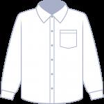 ワイシャツ(Yシャツ)のイラスト【無料・フリー】