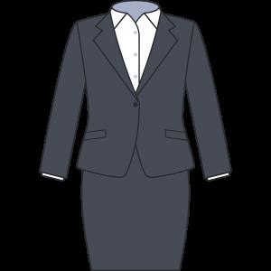 女性用スーツ(スカート)