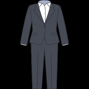 女性用スーツ(ズボン)