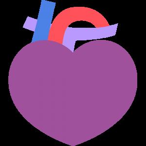 不健康な心臓