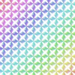 キラキラした虹色背景