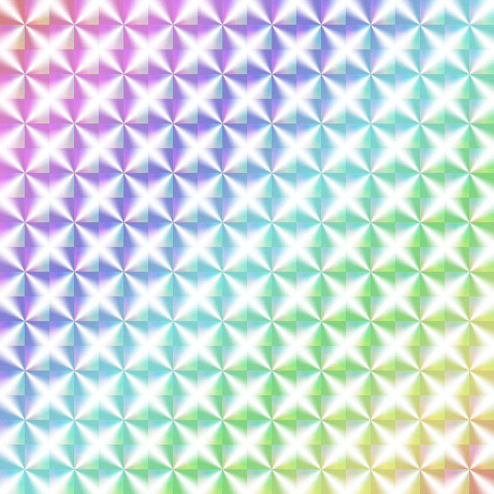 キラキラした虹色背景のイラスト【無料・フリー】