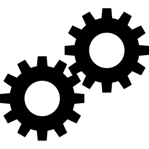 歯車アイコン(2)