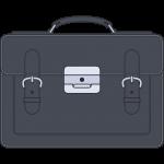学生鞄のイラスト【無料・フリー】
