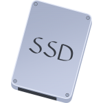 SSD(2)の無料イラスト
