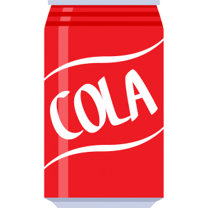 コーラ(缶)