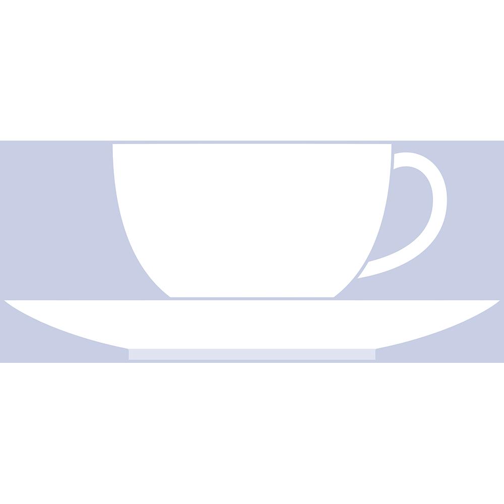 コーヒーカップの無料イラスト