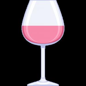 ロゼワイン(グラス)