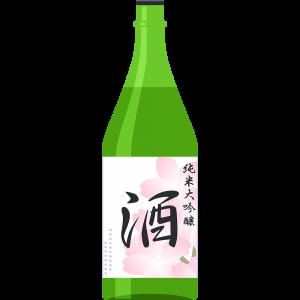 純米大吟醸酒(日本酒)