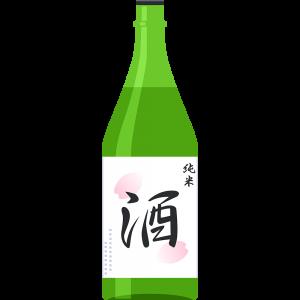 純米酒(日本酒)