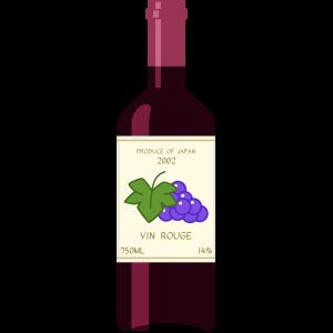赤ワイン(ボルドー)