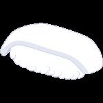 イカのお寿司の無料イラスト