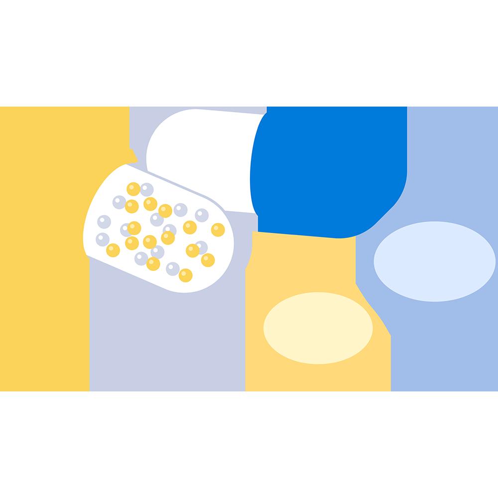 薬の無料イラスト