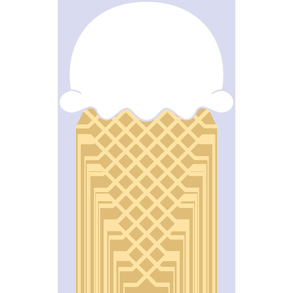 アイスクリームの無料イラスト