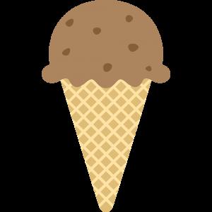 チョコレートアイスクリーム