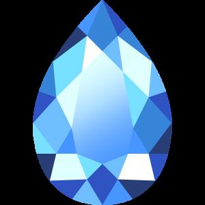 宝石アクアマリン