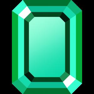 宝石エメラルド