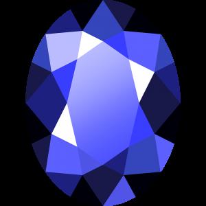 宝石サファイア