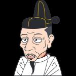 豊臣秀吉の無料イラスト