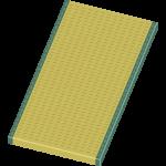 古い畳の無料イラスト