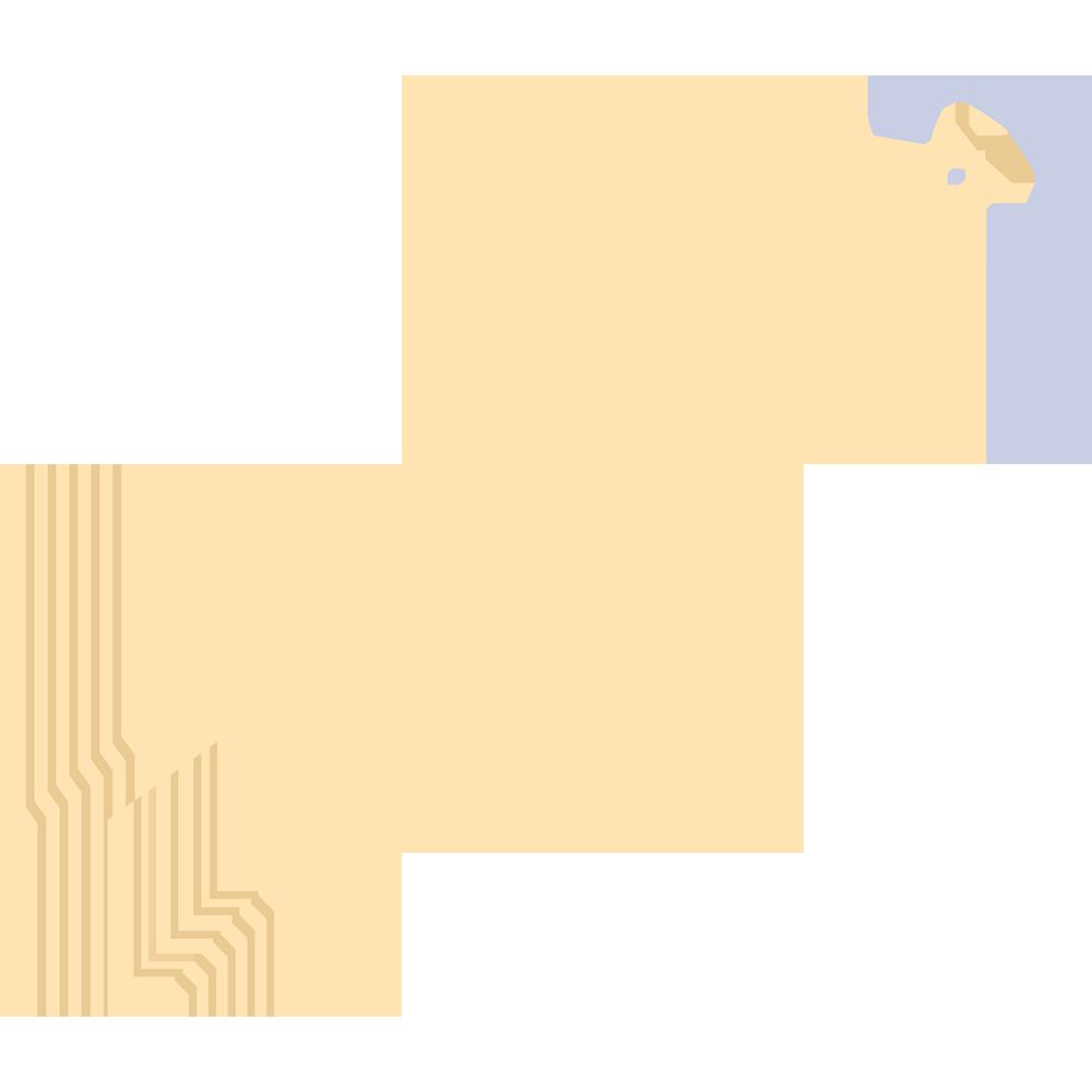 菜箸の無料イラスト