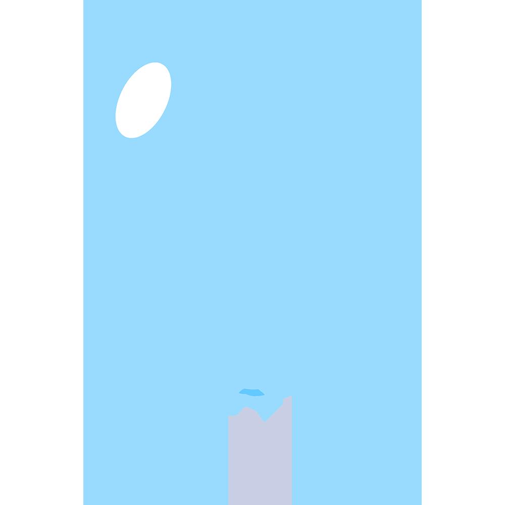風船の無料イラスト