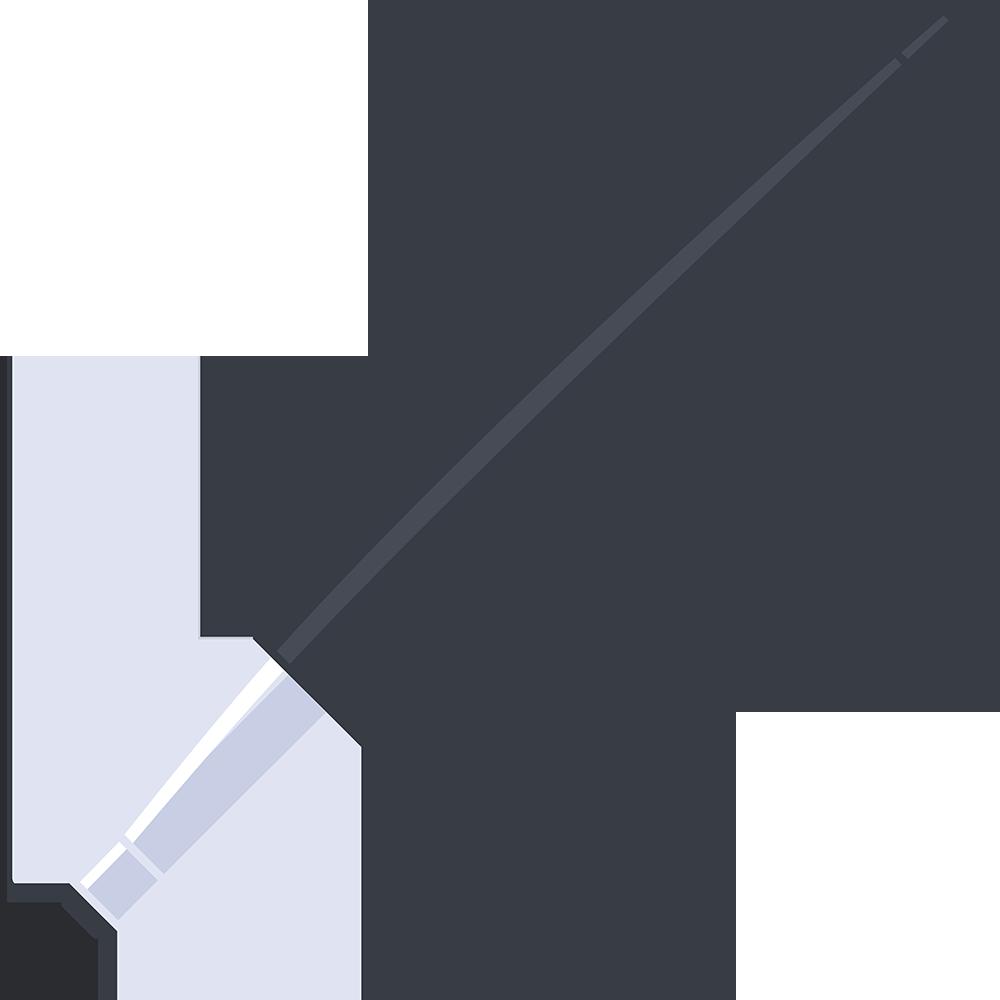 筆ペンの無料イラスト