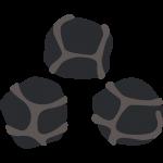 ブラックペッパー(胡椒)の無料イラスト