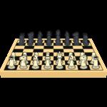 チェスの無料イラスト
