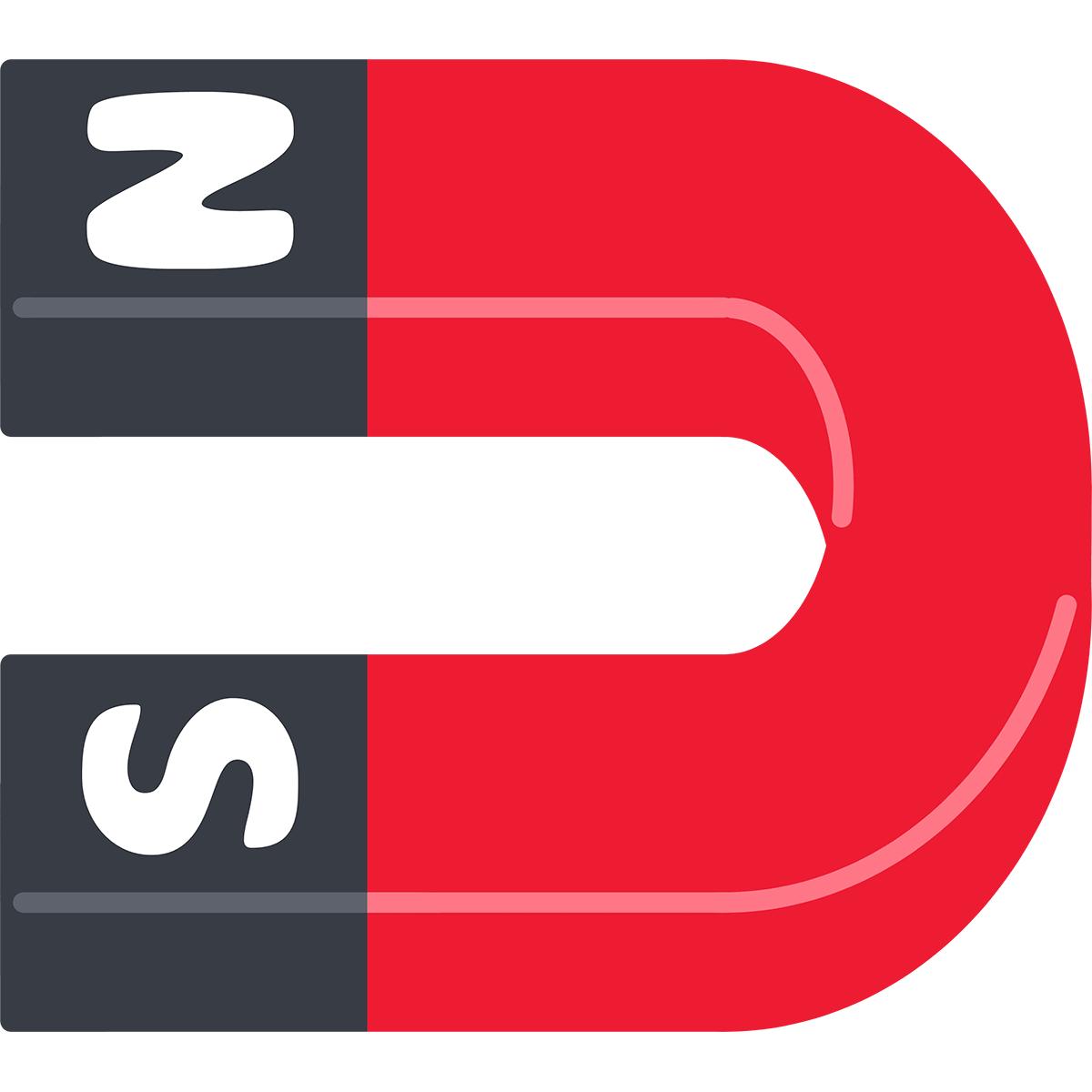磁石の無料イラスト