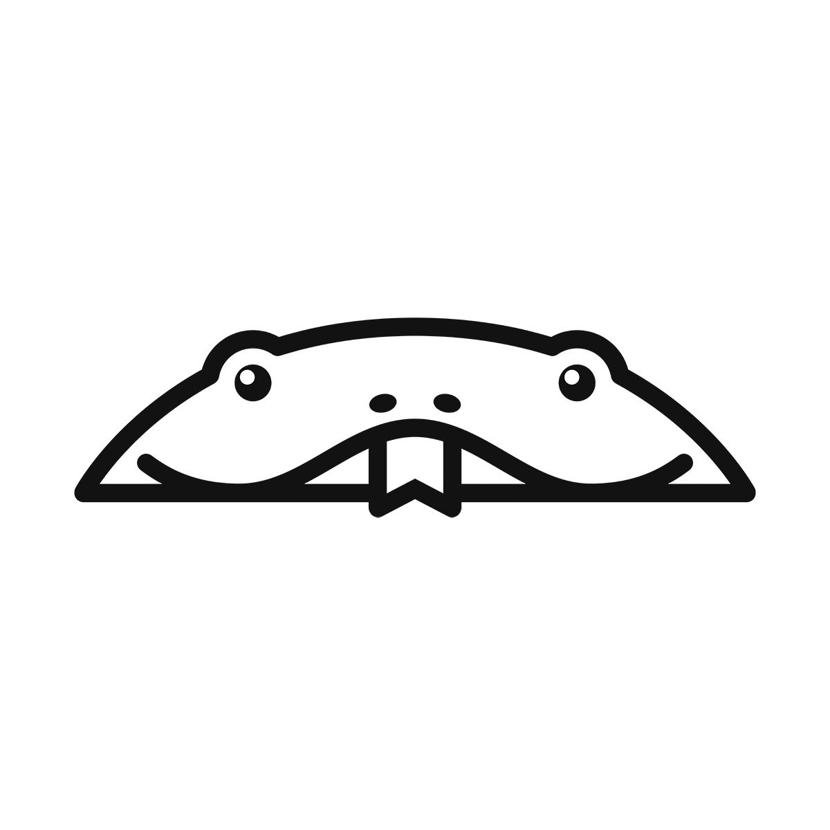 干支:ヘビ・蛇・巳(1)の無料イラスト